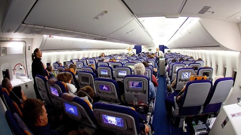 """Развлекательное мультимедийное приложение на борту самолетов авиакомпании """"Россия"""""""