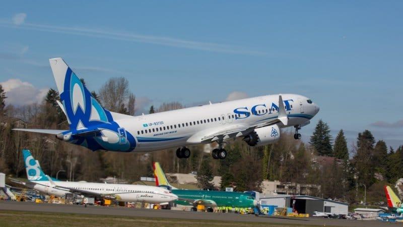 """Авиакомпания """"SCAT"""" (Скат): онлайн регистрация на рейс"""
