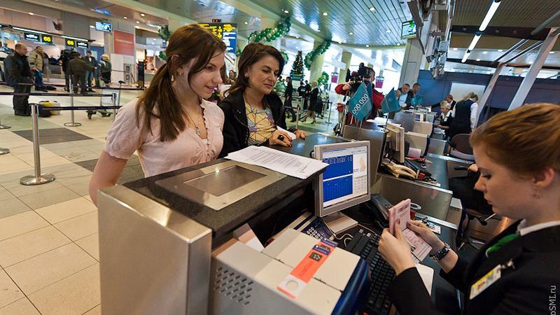 Как пройти онлайн регистрацию на рейс LOT Polish Airlines