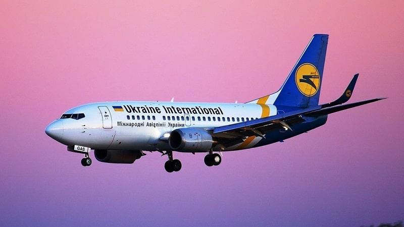 Международные авиалинии Украины (МАУ)